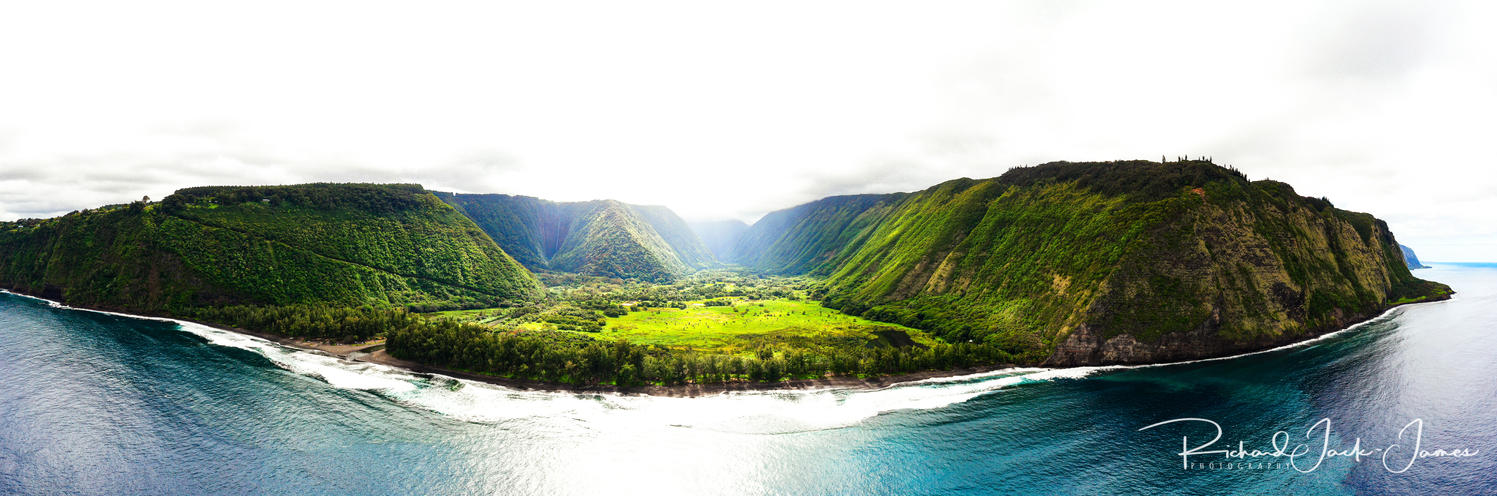 Wiapio Valley, Hawaii