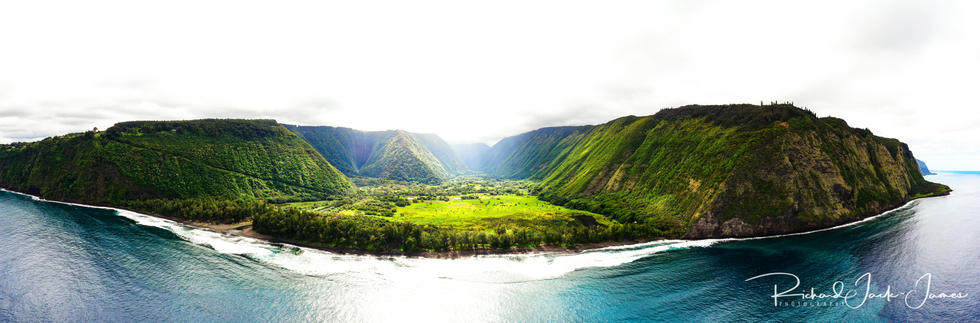 Wiapio Valley, Hawaii