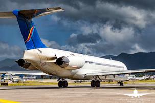 Insel Air MD-83 PJ-MDC
