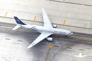 Korean Air A330-200 Skyteam HL8212