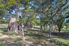 Old Sugarcane Mill Ruins