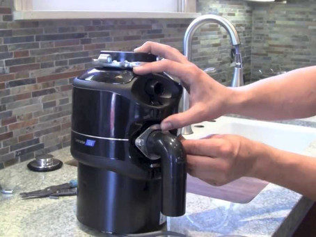 SIGNS IT MAY BE TIME TO REPLACE YOUR GARBAGE DISPOSAL
