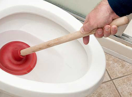 Toilet is Overflowing - What To Do