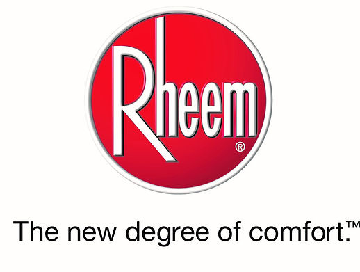 Rheem Logo - Jolly Plumbing & Heating, I