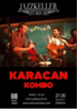Karacan Kombo @ Jazz Keller_1.tif