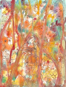 Rapunzel 18 x 24 AA_1156