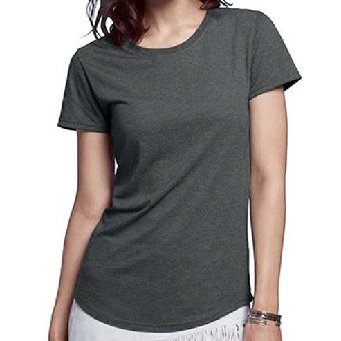 ANVIL安沃 6750L美式輕柔圓弧女T恤