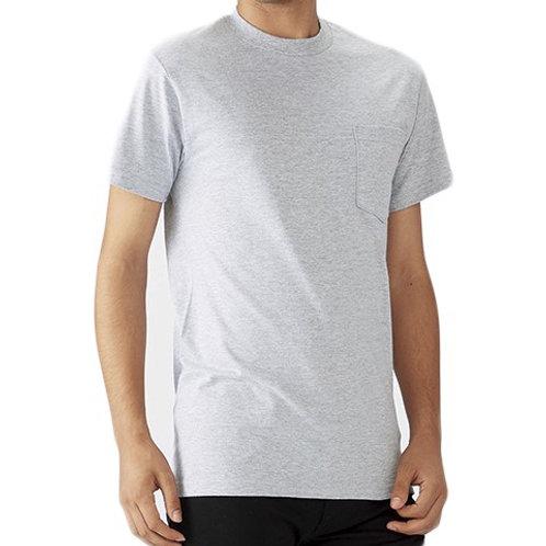 GILDAN吉爾登 HA30亞規精梳厚磅口袋T恤