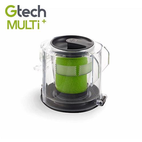 英國 Gtech 小綠 Multi Plus 原廠專用過濾器集塵盒(含濾心)
