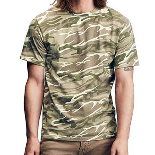 ANVIL安沃 939美軍迷彩中性T恤
