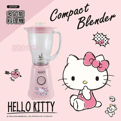【HELLO KITTY】多功能料理機OT-515(果汁機)