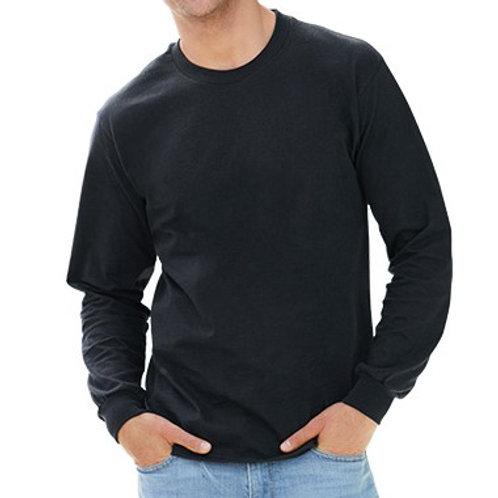 GILDAN吉爾登 HA40亞規精梳厚磅中性長袖T恤
