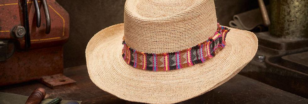 Raffia Crochet Hasienda