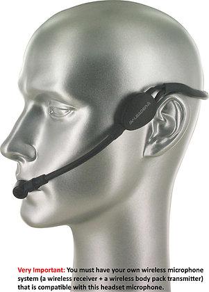 AV-Leader AVL620 Professional Water Resistant Headset Microphone