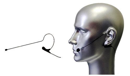 AVL670 Black Earset Mic