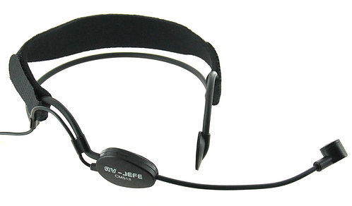 AV-JEFE CM518 Pro Noise Cancelling Headset Microphone