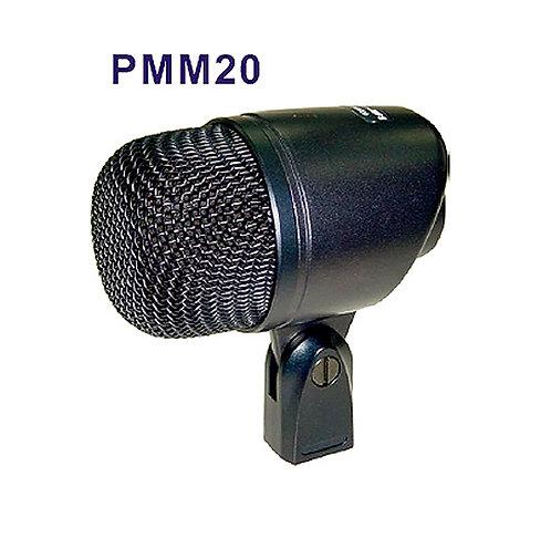 AV-JEFE PMM20 Bass Drum Microphone_w regular 3 pin XLR connector