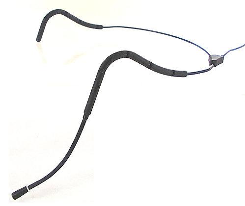 AV-JEFE AVL623 Professional Mini Sweat Resistant Headset Mic_Black