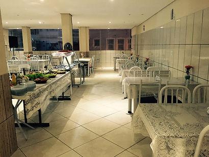 restaurante Pousada Familiar em Aparecid