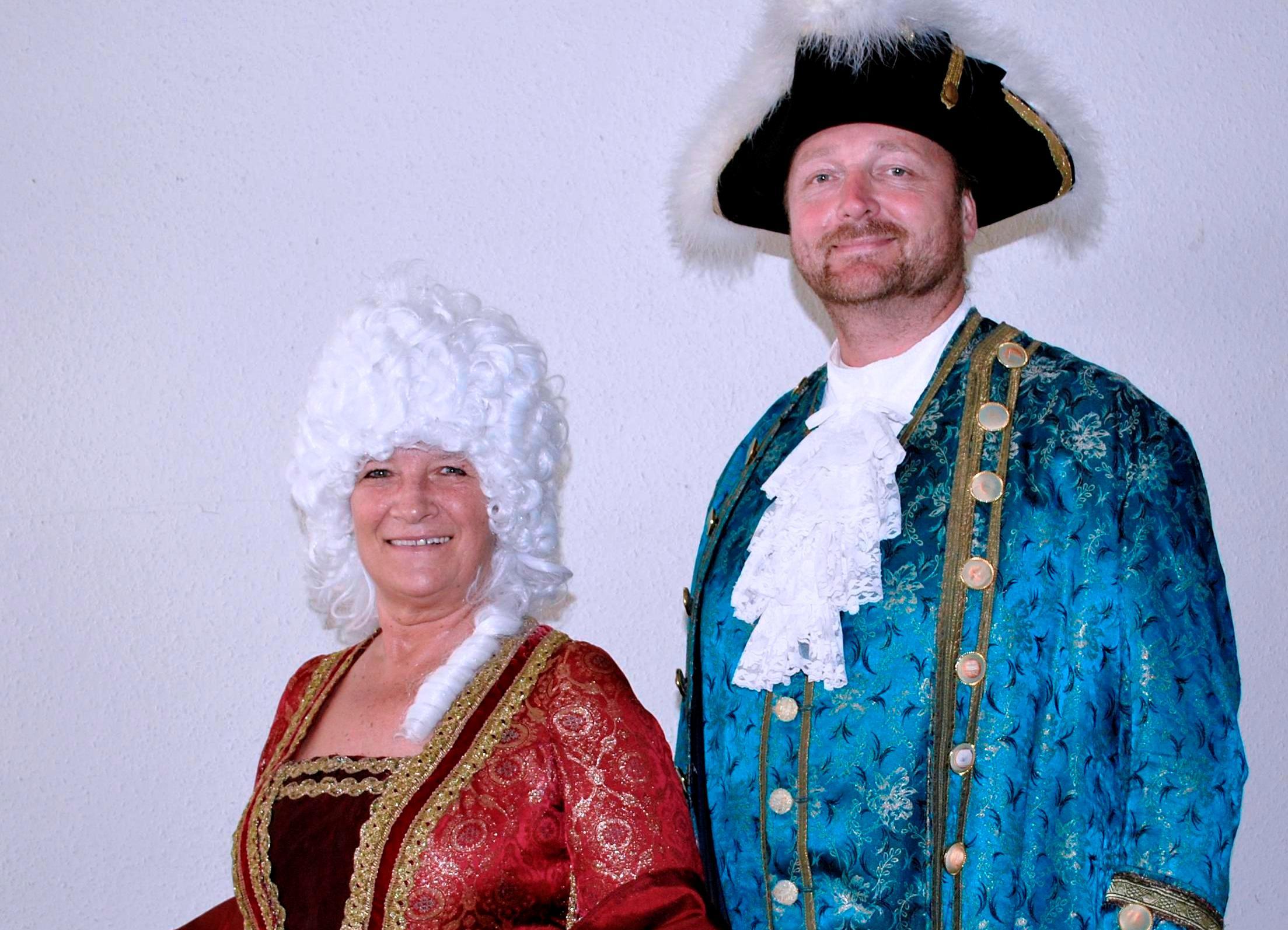 Markgrafenpaar Gaaden 2015