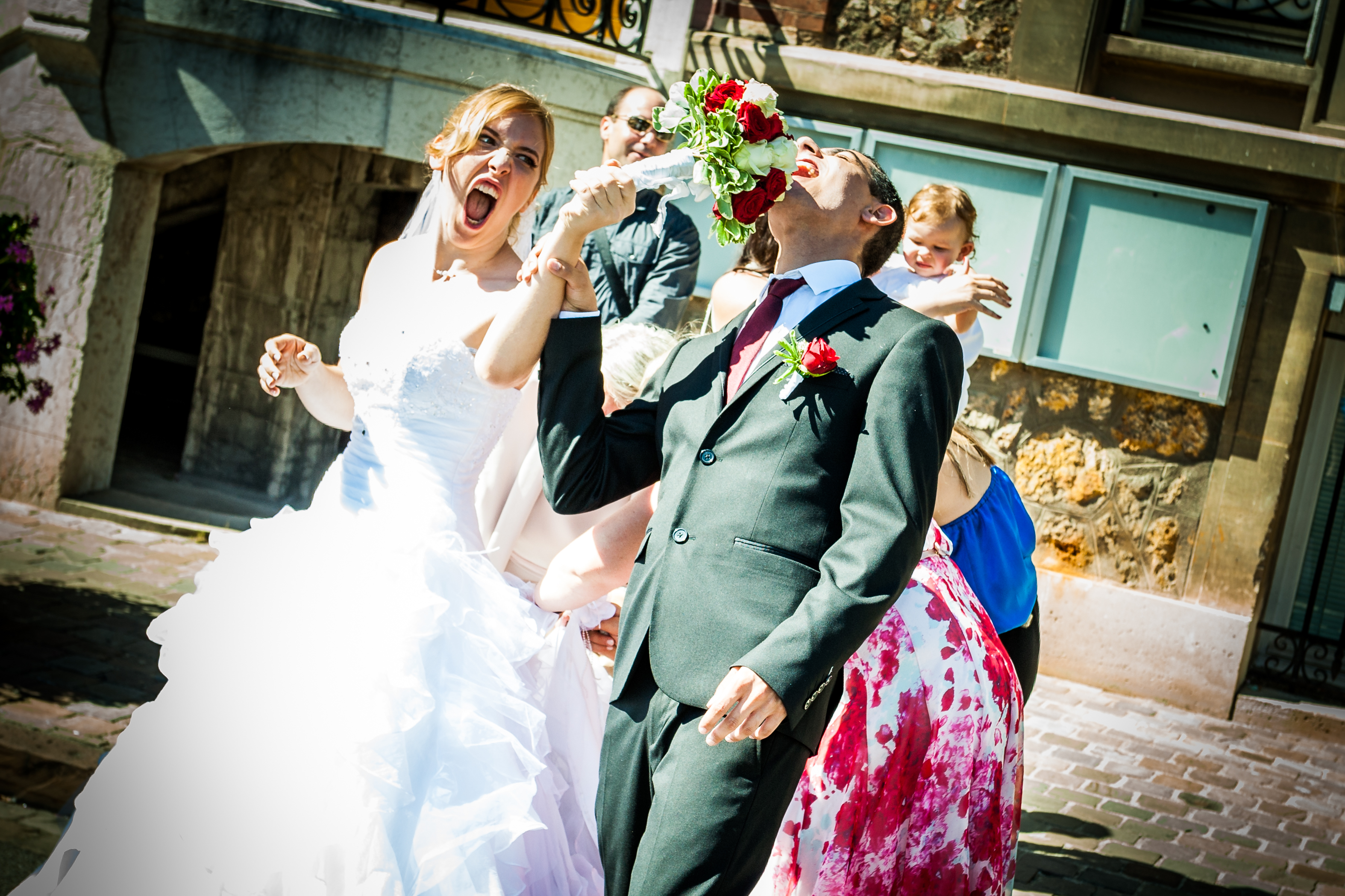 wedding, mariage, jeux, epoux