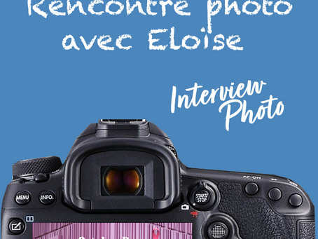 Interview d'Éloïse C. ,  photographe mode et Présidente du comité miss ronde Paris et Ile de France