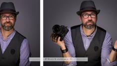 Mon métier ? Je suis photographe de mariage.