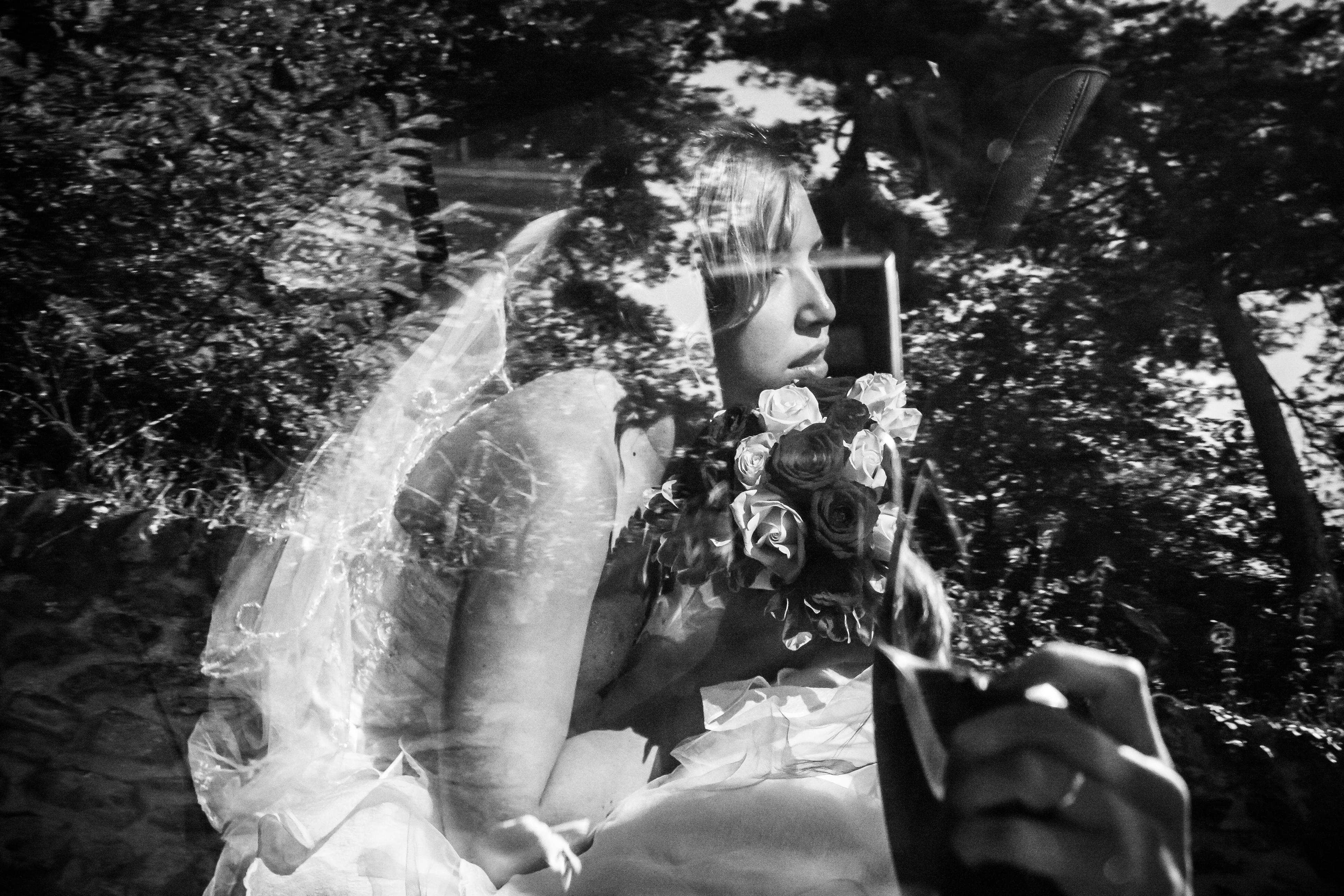 wedding, mariage, voiture, cortège