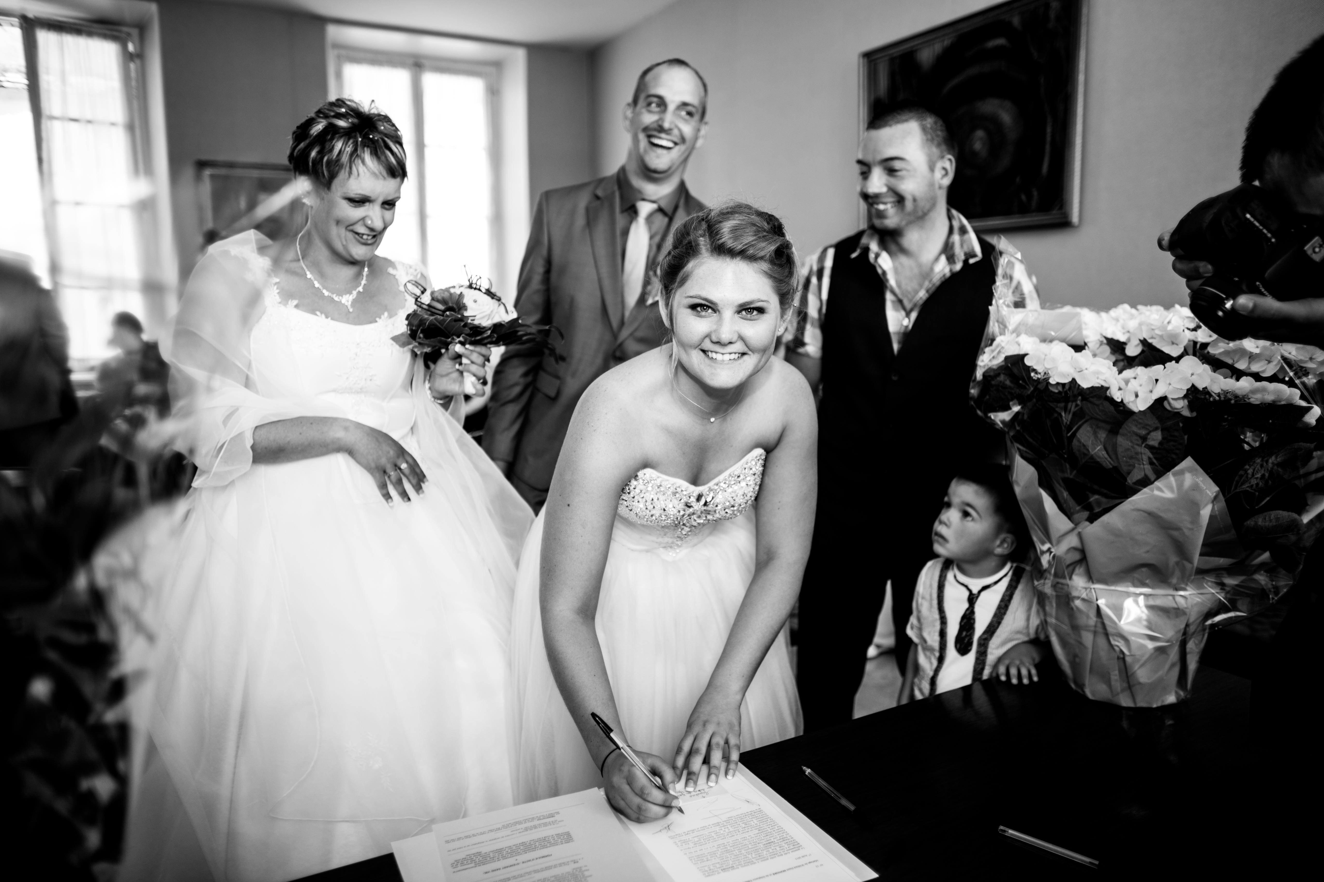 04 Bamberger christophe, photographe de mariage, Ile de France, Photobach, mairie