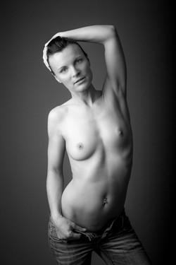 beauté d'un corps nu