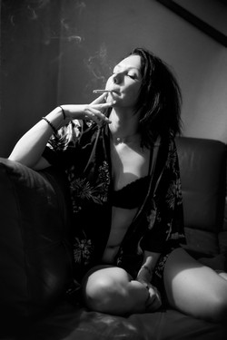 shooting boudoir