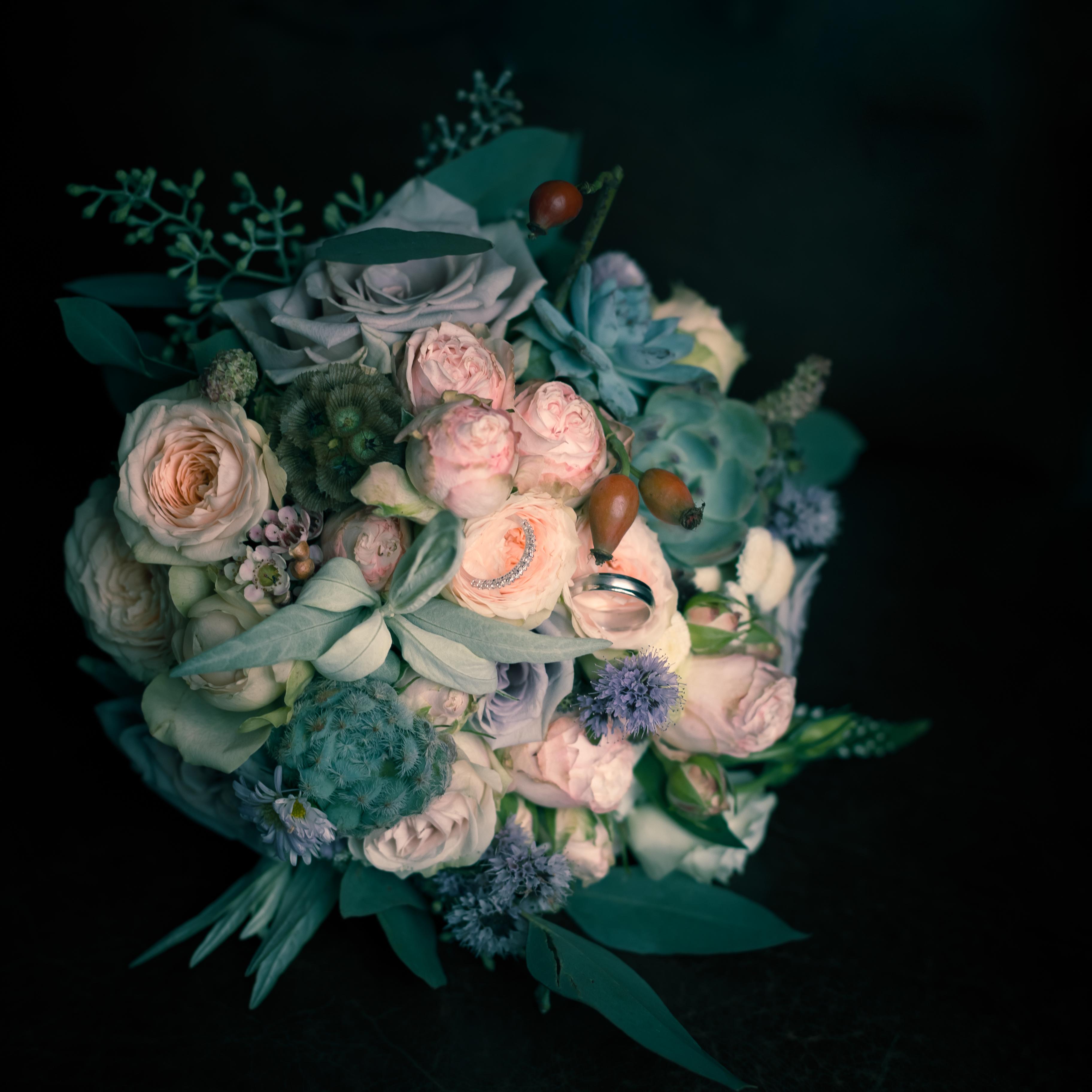 Arrivé des mariés - 04