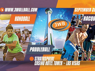3WB Outdoor World Championships Sept 20-24 2017