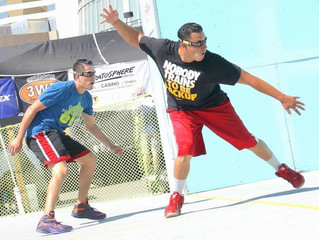 The World's Top Outdoor Handball Stars Head to Las Vegas
