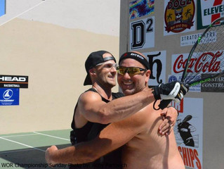Tisinger and Carson Slam the WOR Championships; Key Wins Twice