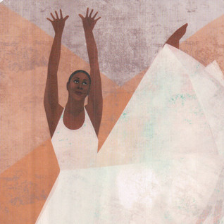 Dancing Free / Linda A. Roller