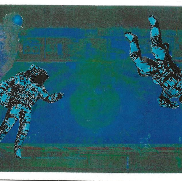 Astronaut Series/Tim Mateer