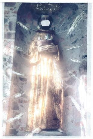 Masked St. Francis