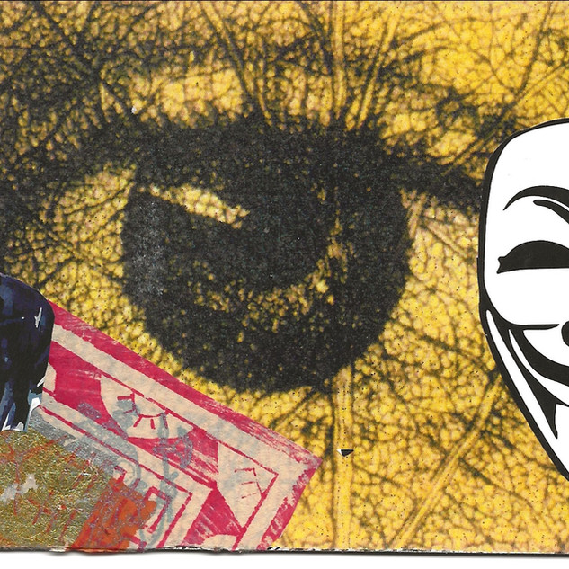 I Want Anonymous/Tim Mateer