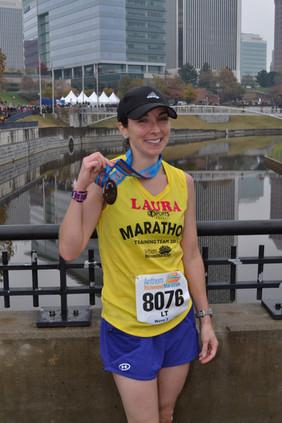 Another Marathon!