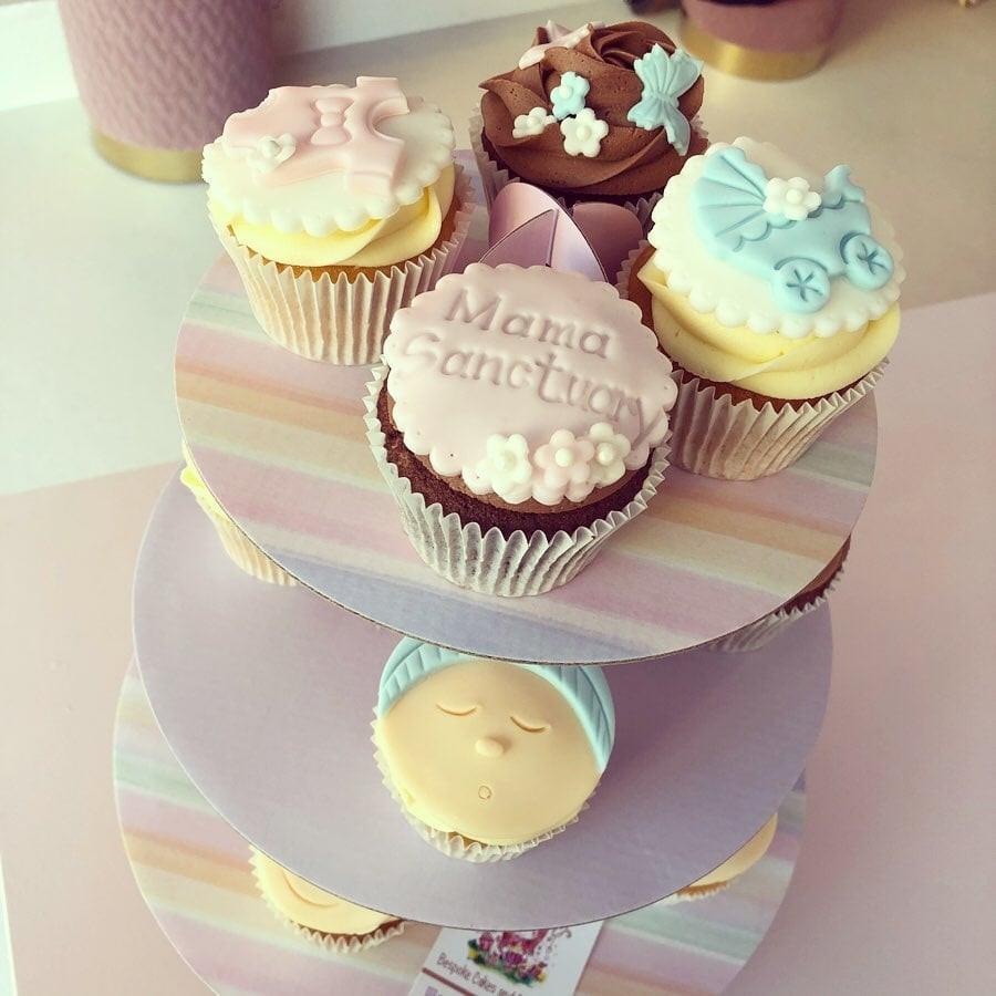 Charlotte Cupcakes Stockport
