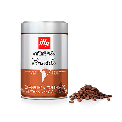 GRANO ARABICA SELECTION BRASIL LATA 250GR