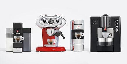 maquinas cafe cafeteras capsulas illy madrid