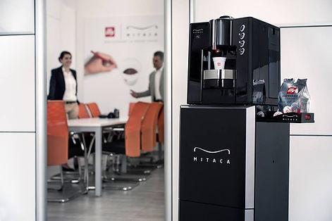illy café para oficinas
