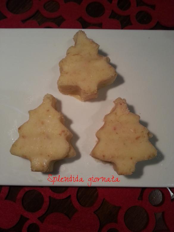 Alberelli di gateau di patate: un contorno natalizio monoporzione