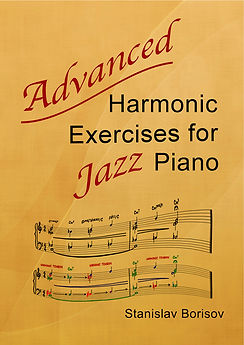 Advanced Harmonic Exercises For Jazz Pia