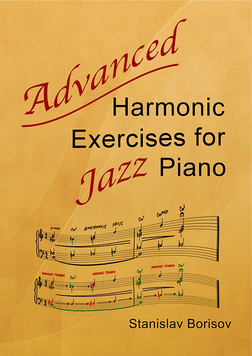 Advanced Harmonic Exercises for Jazz