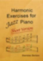 Harmonic Exercises for Jazz Piano-short