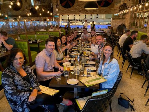 South Florida Employees Team Dinner 🌮🍸🌶️