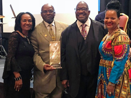 The Thomas Windom Group Receives 2018 Impact Achievement Award